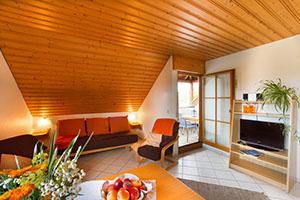 Ferienwohnung am Bodensee für 4 Personen