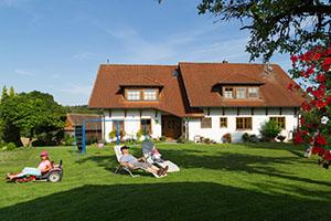 Hof Wagenberg im Deggenhausertal am Bodensee